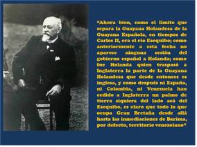 OCTAVA ENTREGA: EL TERRITORIO ESEQUIBO; RECOPILACIÓN HISTÓRICA DE LA CONTROVERSIA:
