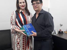 Reunión con Autoridades de Universidad Sergio Arboleda, Barranquilla Colombia