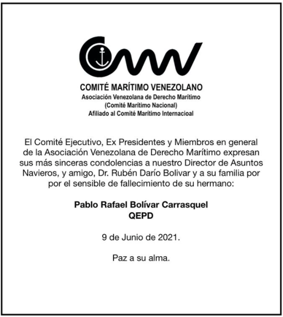 Nota de duelo Hermano Ruben Bolivar.png