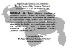 VIGÉSIMA TERCERA ENTREGA; EL TERRITORIO ESEQUIBO