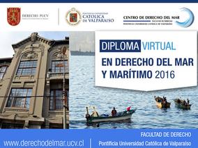 Diplomado Virtual en Derecho Marítimo 2016 - PUCV