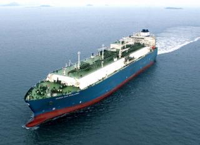 PANAMÁ: Paso de buque con gas natural licuado debutará por el Canal