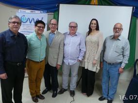 CELEBRADA CON ÉXITO LAS PRIMERAS JORNADAS REGIONALES DE ACTUALIZACIÓN DE DERECHO MARÍTIMO, EN PARAGU