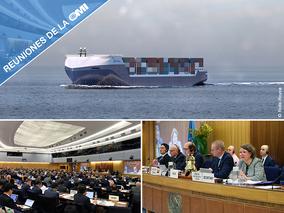 La OMI comienza el estudio exploratorio sobre los buques autónomos