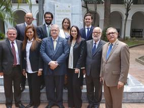 Toma de posesión nuevo comité ejecutivo de la AVDM