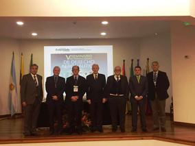 V Seminario Internacional de Derecho Aeronáutico