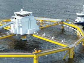 Noruega se prepara para instalar su primera plataforma de acuicultura offshore.