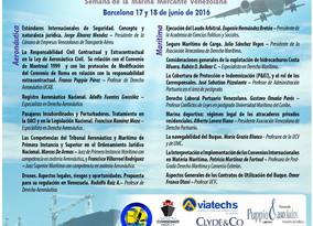 VII Jornadas Aníbal Dominici, denominadas Derecho de la Navegación: Aérea/Marítima en homenaje al D