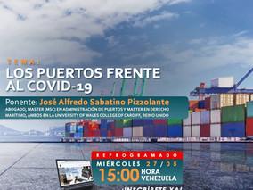 LOS PUERTOS FRENTE AL COVID-19