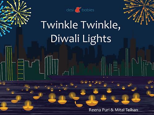 Twinkle Twinkle, Diwali Lights