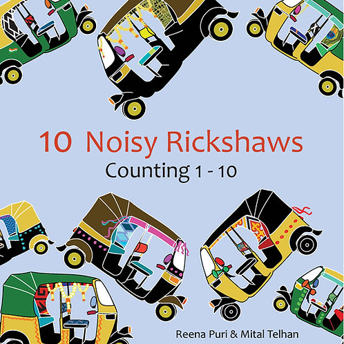 10 Noisy Rickshaws