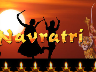 What is Navaratri?