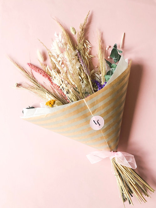 Dried Flower Bouquet | Seasonal