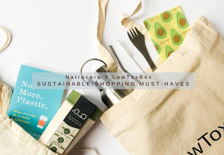 Sustainable Shopping Must-Haves