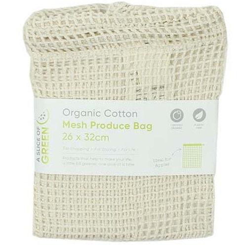 Natural Mesh Produce Bag