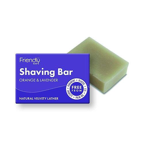 Shaving Soap Bar – by Friendly Soap