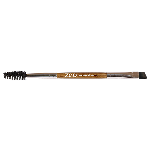 Duo Eyebrow Brush - by Zao