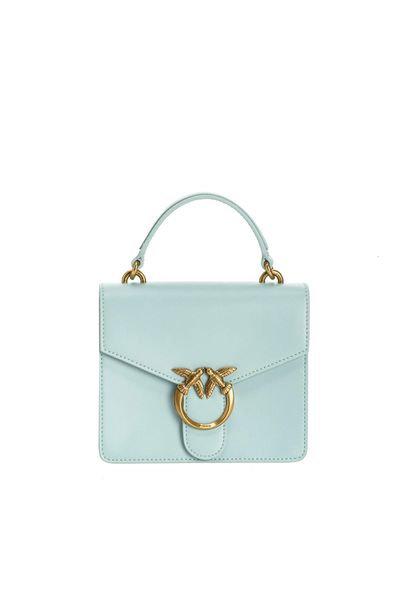 PINKO MINI LOVE BAG TOP HANDLE SIMPLY