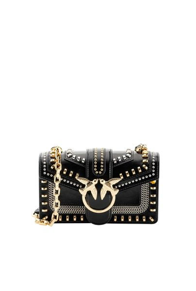 PINKO MINI LOVE BAG MIX STUDS 2020