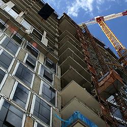 建設中建築物5