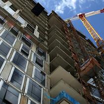 Bâtiment en construction 5