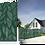 Thumbnail: Design PALME 1750 x 1800 mm