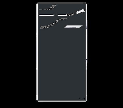 Design FUTUR semi-ajouré 1750x900 mm