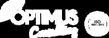 Logo optimus blanc iso 9001.png