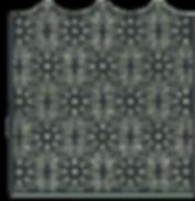Motif Medina - ajouré