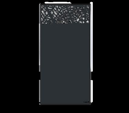 """Design """"NERVURE"""" Semi-Ajouré 1750x900mm"""