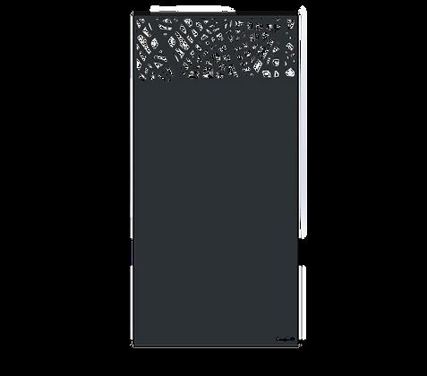 Design NERVURE semi-ajouré 1750x900