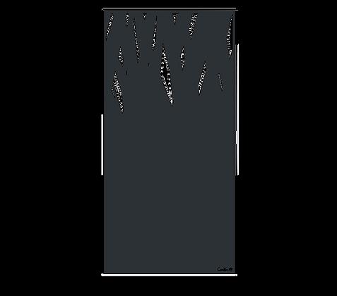 Design GRASS semi-ajouré 1750 x 900 mm