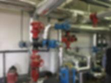 Calorifugeage tuyaux d'eau chaude sanitaire et chauffage - Cee