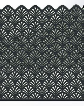 Panneau Nena -1750x1800 Gris Anthracite.