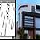 Thumbnail: Design GRASS 1450x1400 mm