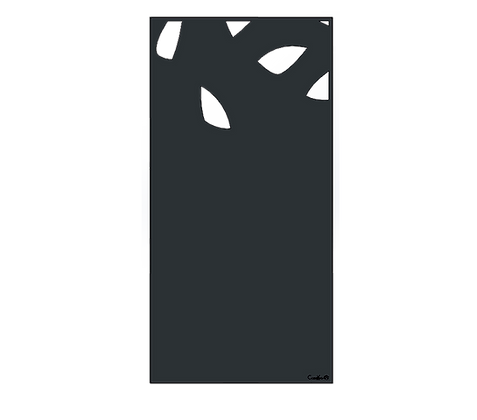 Design ORGA semi-ajouré 1750x900 mm