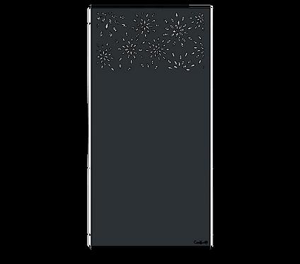"""Design """"FEUILLAGE"""" Semi-Ajouré 1750x900mm"""