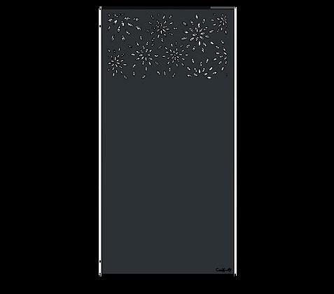 Design FEUILLAGE semi-ajouré 1750x900 mm