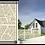 Thumbnail: Design NERVURE semi-ajouré 1750 x 1800 mm
