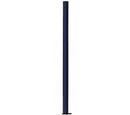 Poteau d'Angle 1800mm Coloris Bleu Saphir