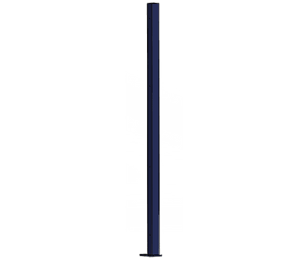 Poteau Intermédiaire 1800mm Coloris Bleu Saphir
