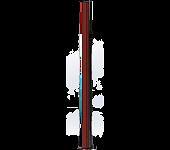 Poteaux gauche sur Platine - 1750 - Roug