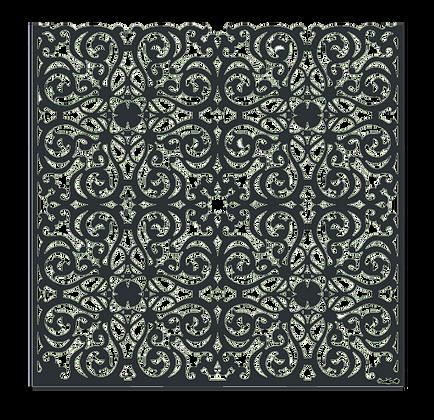 Design ARABESQUE  1750 x 1800 mm