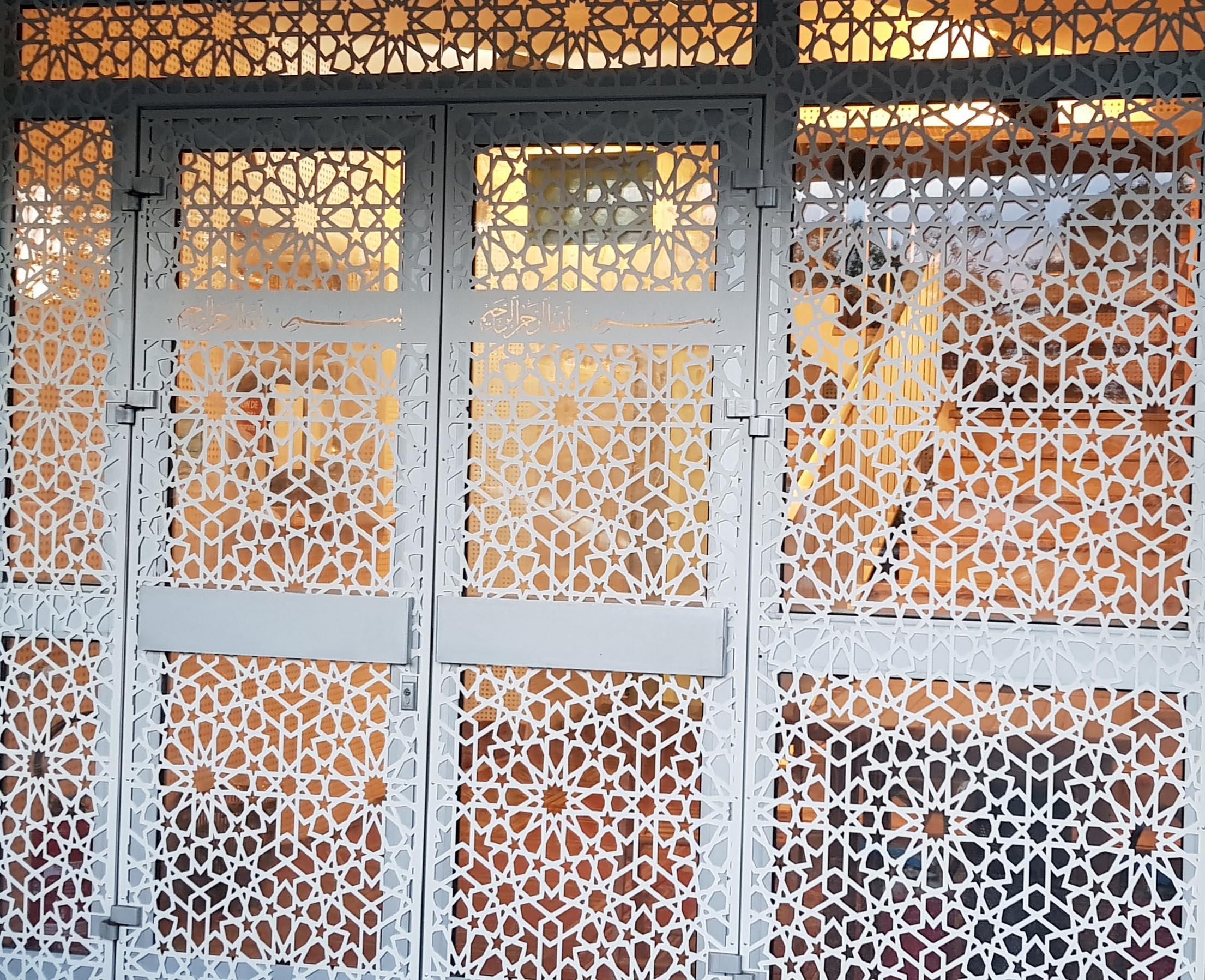 Porte Mosquée