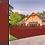 """Thumbnail: Design """"BRISURE"""" Semi-Ajouré 1750x900mm"""