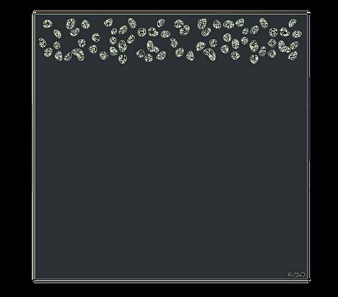 Design CORAIL semi-ajouré  1750 x 1800 mm