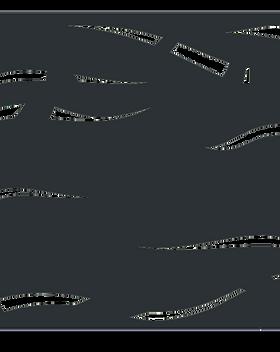 algue face - 1750 x 1800 - Gris Anthraci