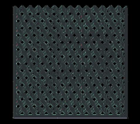 Design CUBE  1750 x 1800 mm