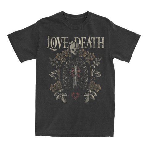 LOVE AND DEATH — RIBCAGE
