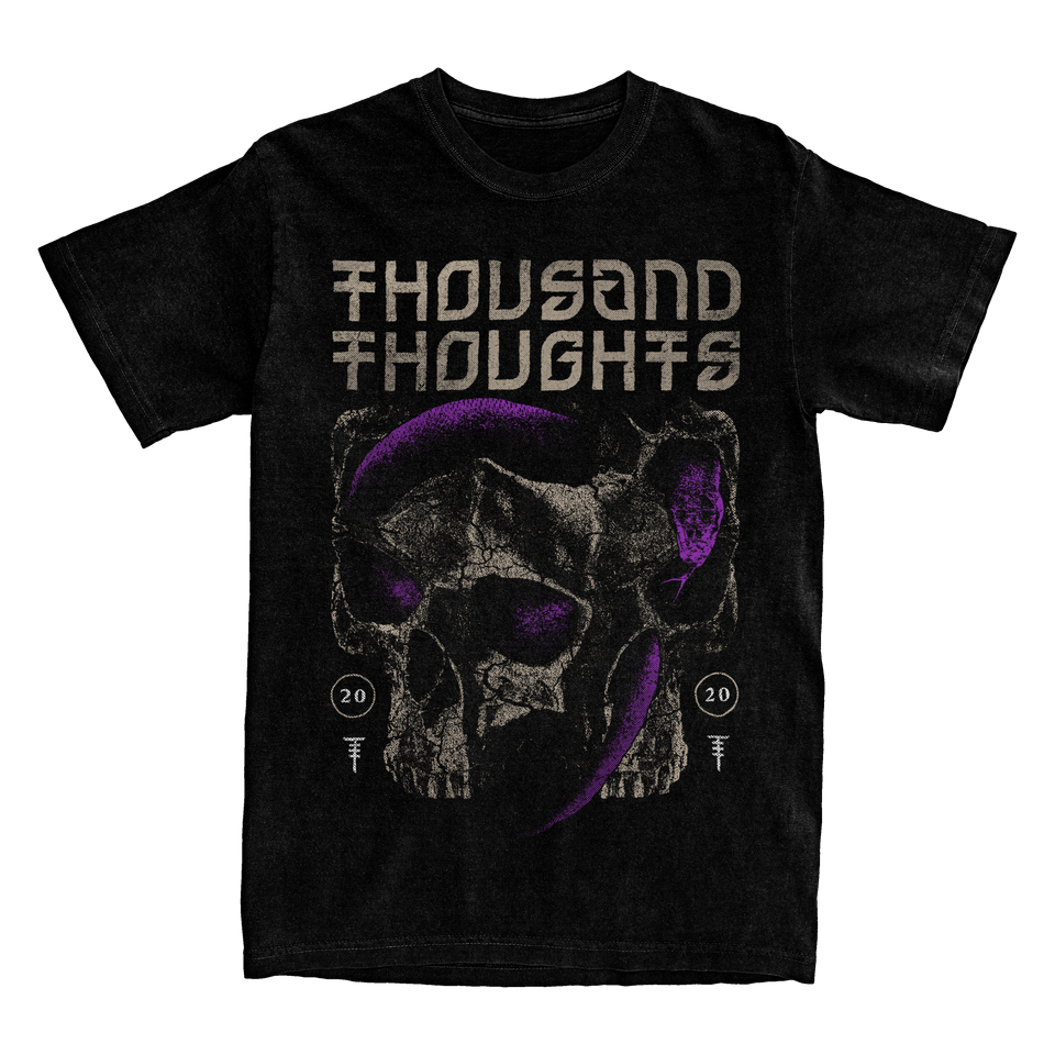 THOUSAND THOUGHTS - SKULL